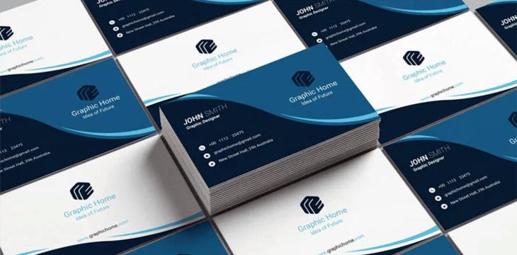 Проектиране и изработка на визитки